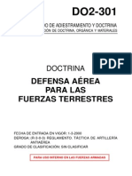 DO2-301 Doctrina, Defensa aérea para las fuerzas terrestres