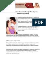 Reparar La Relacion - 4 Excelentes Consejos Para Reparar La Relación Con Tu Novia
