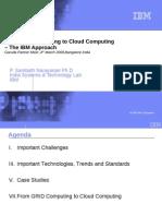 33_onwards_3rd PM IBM KeyNote Cloud Computing Garuda-Sampath