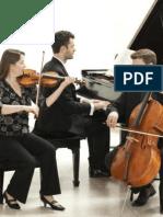 Serenata by Toselli for piano trio