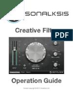 Creative FilterCreative filter