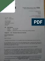 NHS Dr. Nadeem's Letter '13 re