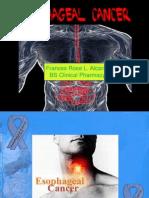 Hema Report- Esophageal Cancer