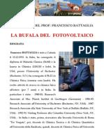La Bufala Del Fotovoltaico