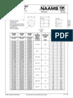 ANSI B18.3.6M Pernos Socket