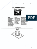 DBI Sala Davit Bases