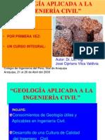 Geología Aplicada a la Ing. Civil