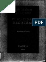 PUBLICIDAD REGISTRAL - LUIS MOISSET DE ESPANÉS
