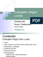 4518768 Evangelio de San Lucas Analisis