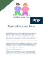 Music Movement