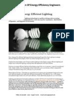 """Lighting Efficiency """"2013"""" Dr Mohamed Helal"""