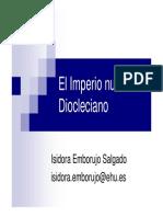 El Imperio Nuevo I_Diocleciano
