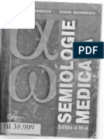 Semiologie Medicala - Georgescu