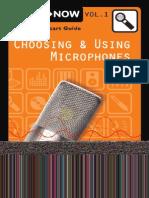 M-Audio Microphone Techniques