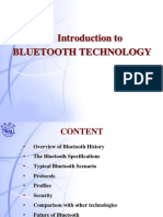 Bluetooth Technologies