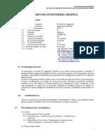 Silabo Ingenieria Grafica 2013I
