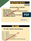 DIN en Piping Code,Std by Rajesh K