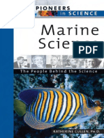 Marine Science - The People Behind the Science