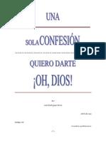 Una sola confesión