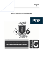 Audio Production Principals Ss05245
