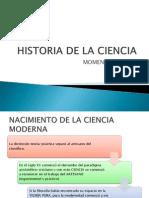HISTORIA DE LA CIENCIA-LOS ORÍGENES (1)