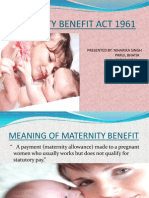 maternitybenefitact1961-120216010200-phpapp01