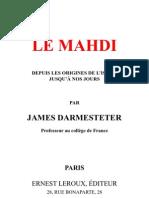 Le Mahdi DEPUIS LES ORIGINES DE L'ISLAM-1885