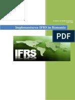 Cercetare Privind Implementarea IFRS in Romania