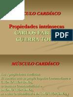 Propiedades Fisiológicas Y Estimulación Rítmica Del Corazón.Ok, Well