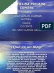 Power Point Blog y Ntic