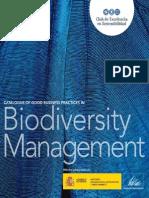 Biodiversity Catalogue Spain