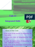 13. Integrated Skills
