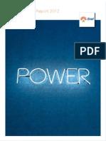 Enel Sustainability Report 2012
