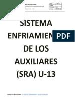 c.o.sistema Enfriamiento de Los Auxiliares