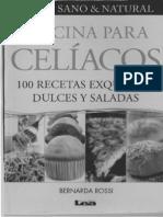Cocina para celíacos 100 recetas