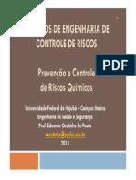 4 MEC Prevenção e Controle de Riscos Químicos