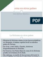 La Reforma en Otros Paises