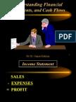 Understanding Financial Statements, And Cash Flows