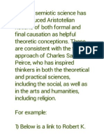 Ontotheology, Theo-Ontology and Charles Sanders Peirce