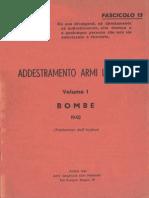 Addestramento Armi Leggere 1944 Fascicolo 13 MI