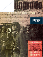 Editorial San Martin - Batallas nº 4 - Stalingrado