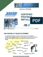 Agilicom Certified Profibus Installer