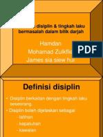 5-Masalah Disiplin & Tingkah Laku Bermasalah Dalam Bilik Darjah
