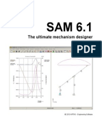 SAM 61 - The Ultimate Mechanism Designer