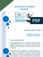 PORTAFOLIO DE TRABAJO SEMANA 2 - INNOVACIÓN EDUCATIVA CON REA - MIGUEL S OROZCO P