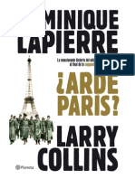 Arde Paris - Dominique Lapierre , Larry Collins