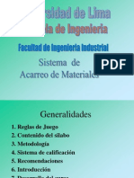 A.v. Acarreo Materiales 2011-1