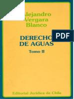 AVB v 35.1 1998 AGUAS Derecho Aguas Tomo II