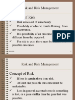 Risk and Risk Management_Session_1