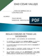 GESTIÓN DE EMPRESA DE LA CONSTRUCCIÓN..